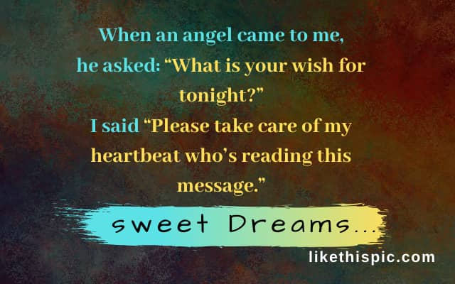 good night love sms for girlfriend in english