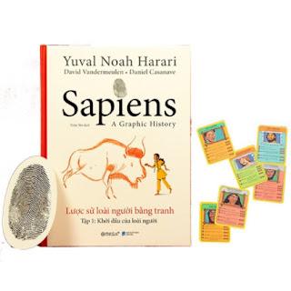 Sapiens - Lược Sử Loài Người Bằng Tranh - Tập 1: Khởi Đầu Của Loài Người ebook PDF-EPUB-AWZ3-PRC-MOBI