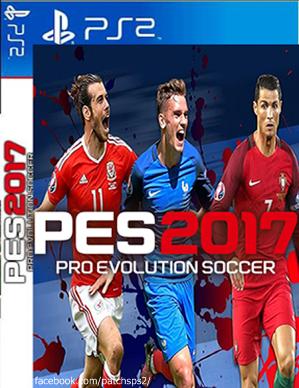 Download - Pro Evolution Soccer 2017 ESPAÑOL (PS2) Atualizado até 17/10/2016