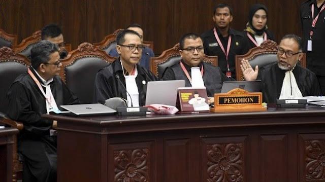 Ini Hadis Nabi yang Dikutip Tim Hukum Prabowo saat Baca Gugatan di MK