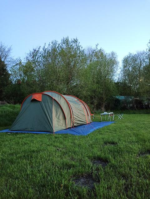 Na weekend z dziećmi od namiot blisko Poznania