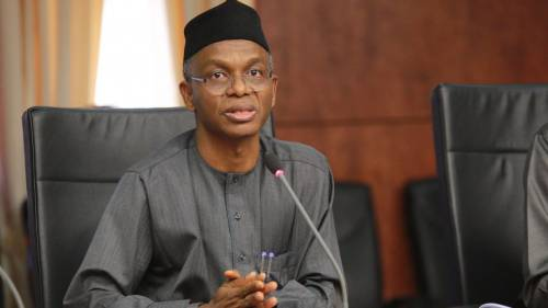 I Infected Four Persons With Coronavirus - Governor El-Rufai