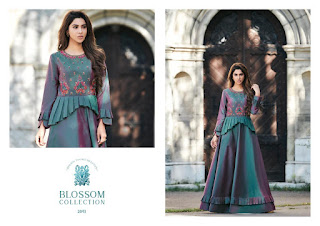 Arihant Nx Florent vol 7 party wear Kurtis wholesaler