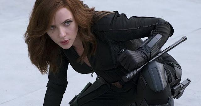 Scarlett Johansson es la actriz más taquillera