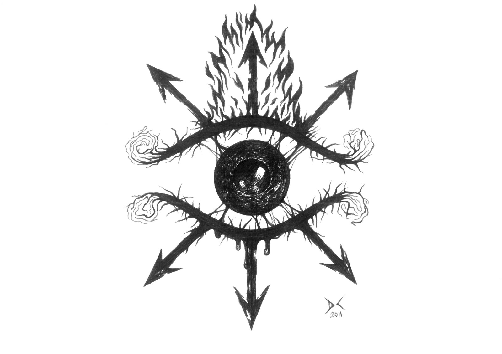 Hatred Engine Graphics Chaotic Tattoo Designs Taken