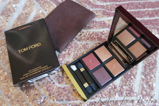 Тени Tom Ford Eye Color Quad 04 Honeymoon