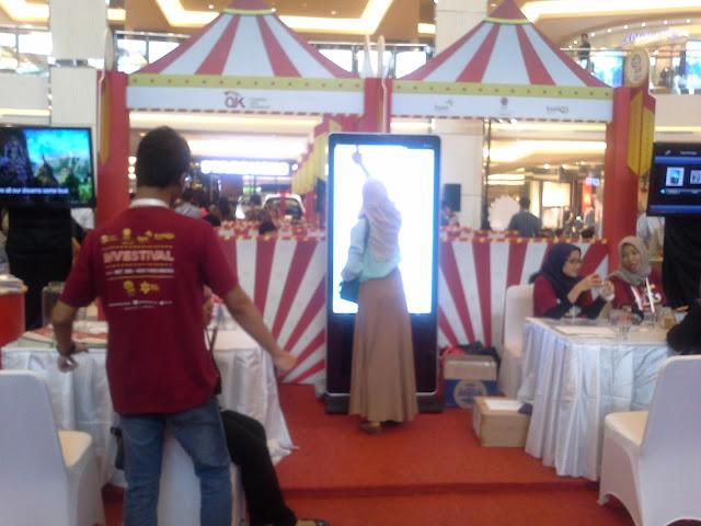 Ada Event Yuk Nabung Saham Di Mall Taman Anggrek Tanggal 21 - 23 Oktober 2016, Jangan Ketinggalan Ya...