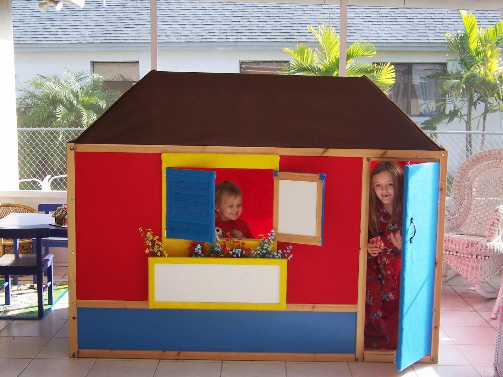 Tv Meubel Billy.Kura S Playhouse Ikea Hackers Bloglovin