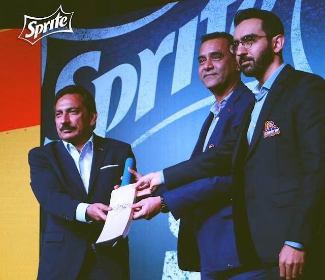 Sprite announces partnership with four teams of PSL