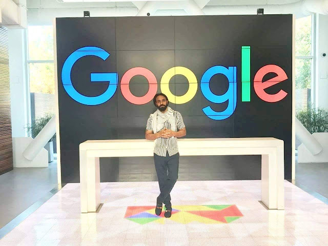 Babbu Mann at Google
