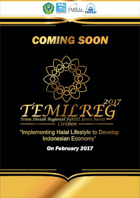 Prepare your Self for TEMILREG 2017 -On February 2017