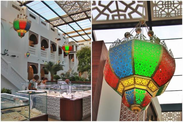 Zoco Waqif en Doha - Venta oro y joyas