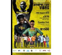 "Afro Soul maestro Black Magic is set to thrill fans and lovers of the growing genre this weekend as the latest edition of the live music series ""Afropolitan Vibes"" is set to happen this Friday."