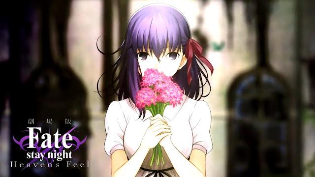 Fate/Stay Night Heaven's Feel se estrenará el 19 de enero en México