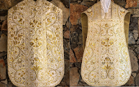 A New Renaissance in Vestment Embroidery Has Commenced