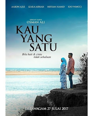 Image result for film adaptasi novel kau yang satu