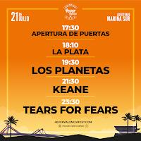 Festival 4ever Valencia 2019
