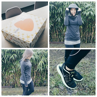 Clothes & Dreams: Instadiary: new running gear