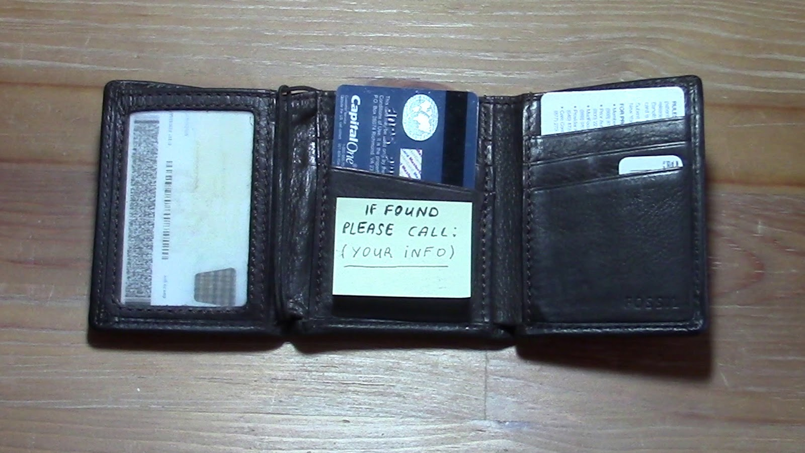 my lost wallet Where is my wallet adventure   forfun like pictures of the dearest or some other things i am not a forgetful and easily distracted person but somehow i have lost.