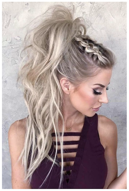 ponytail hairstyles 2020