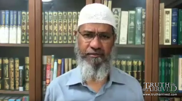 """Racism is an evil I am staunchly against, as is the Quran"", says Dr. Zakir Naik in recent video statement. - Truth Arrived News"