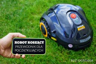 automatyczna kosiarka do trawnika