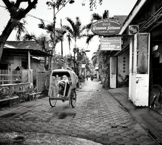 Yuk Belanja Batik di Kampung Wisata Batik Kauman Solo