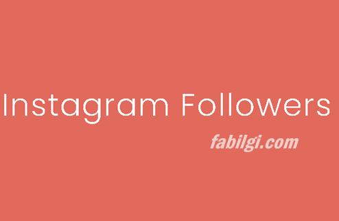 Instagram Sınırsız Takipçi Uygulaması Ağustos 2020 FollowerPro