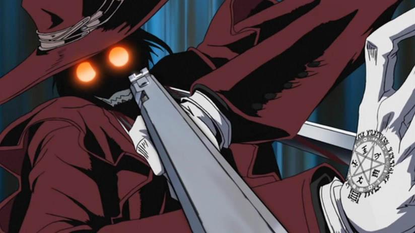 Kết quả hình ảnh cho Hellsing anime