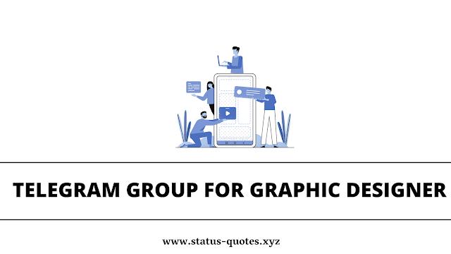 Graphic Design Telegram Group Links