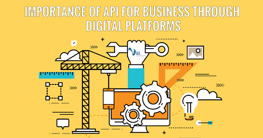 API - The Central Part of Your Digital Business Platform