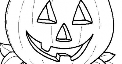 Coloring Page World: Jack-o-lantern Witch