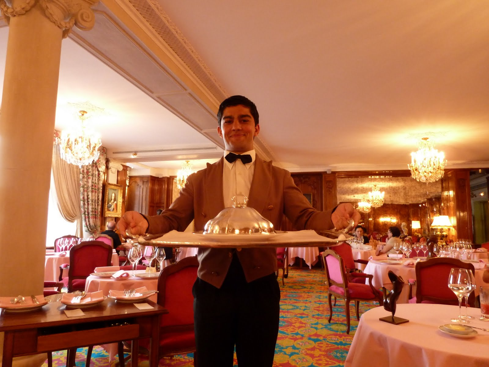 Restaurant Le Chanterelle Nice