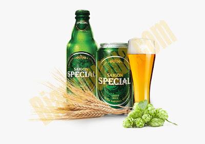 Bia chai Sài Gòn Special