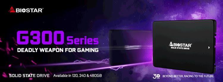 BIOSTAR G300 Series SSD