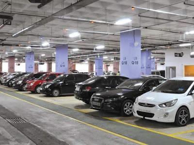मॉल मधील पार्किंग मोफत करा - रोहिदास मुंडे