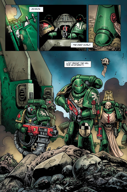 Warhammer 40.000 comics