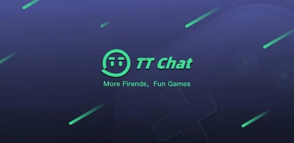 يعتبر برنامج TT Chat اخر اصدار خرافي لتجمع الاعبين