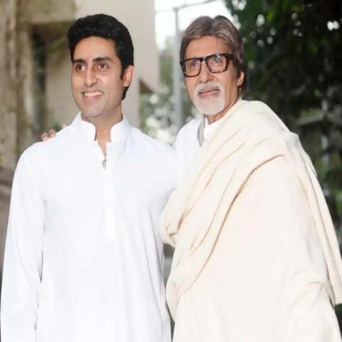 Amitabh Bachchan, Abhishek Bachchan test positive for coronovirus