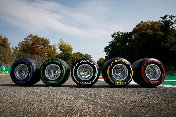 Pirelli neumáticos competición