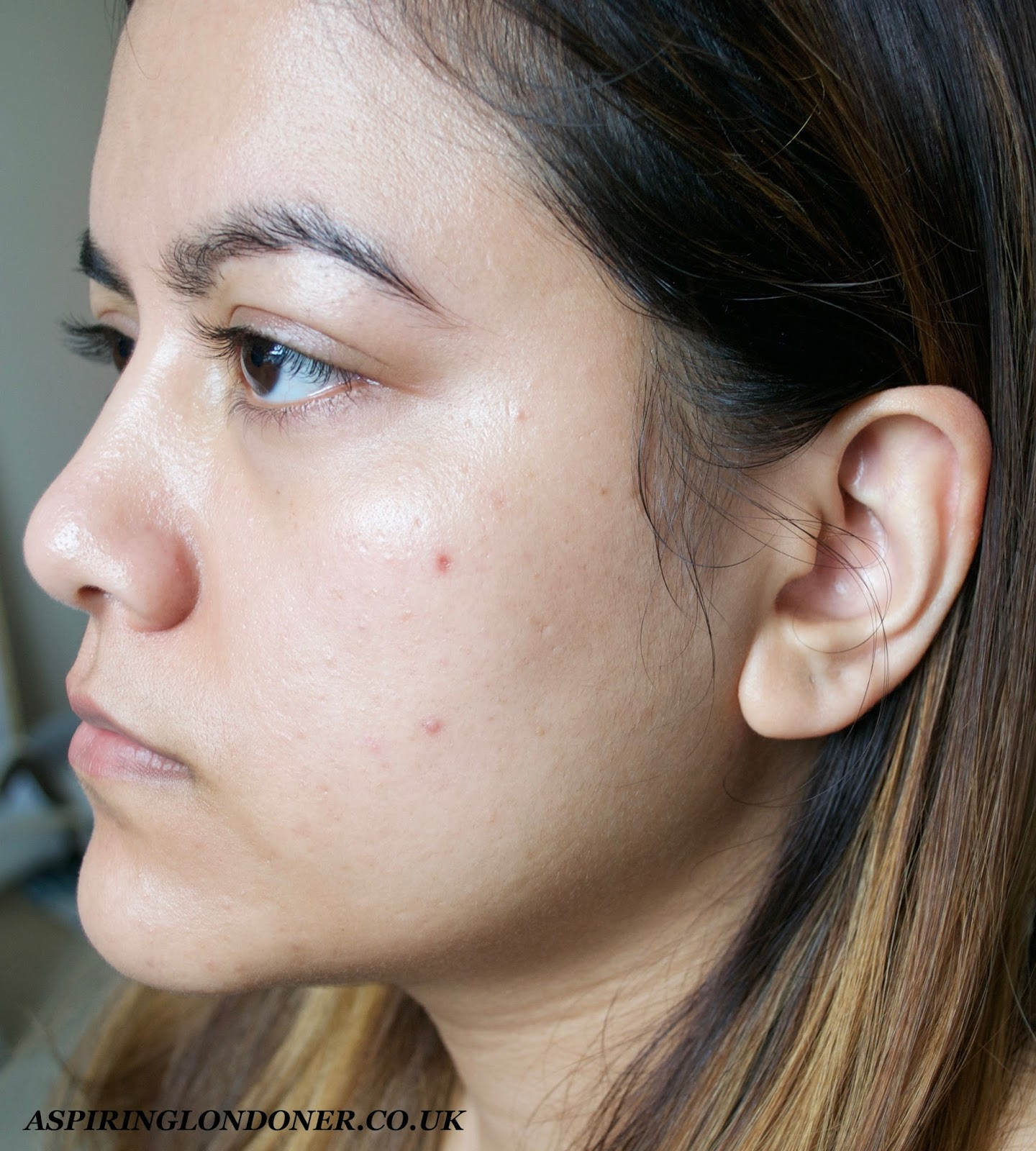 Comparison Guide to Foundation Shades: Makeup free skin - Aspiring Londoner