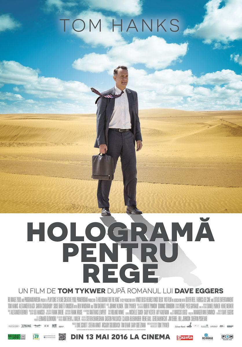 Holograma pentru rege - Silviu Pal Blog. Tom Hanks, Sarita Shoudhury