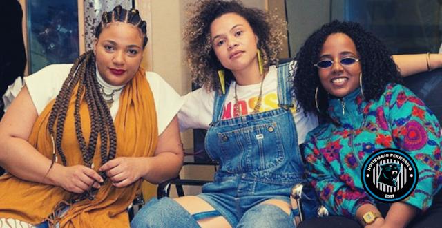 DJ Miria Alves convida Eva Rap Diva e Denise Alves para a Sessão TPM