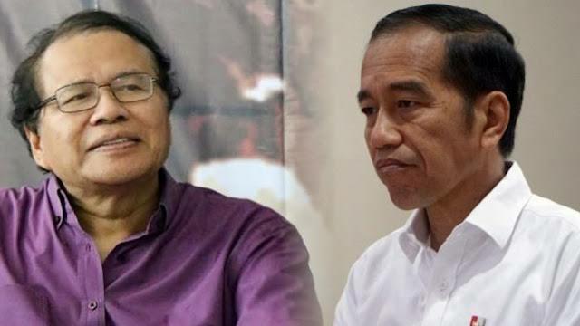 Rizal Ramli ke Jokowi: Asal Ada Hati untuk Rakyat, BPJS Kesehatan Tak Perlu Naik
