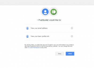 Cara Mendapatkan Notifikasi Android di Windows 10 - Pushbullet 3