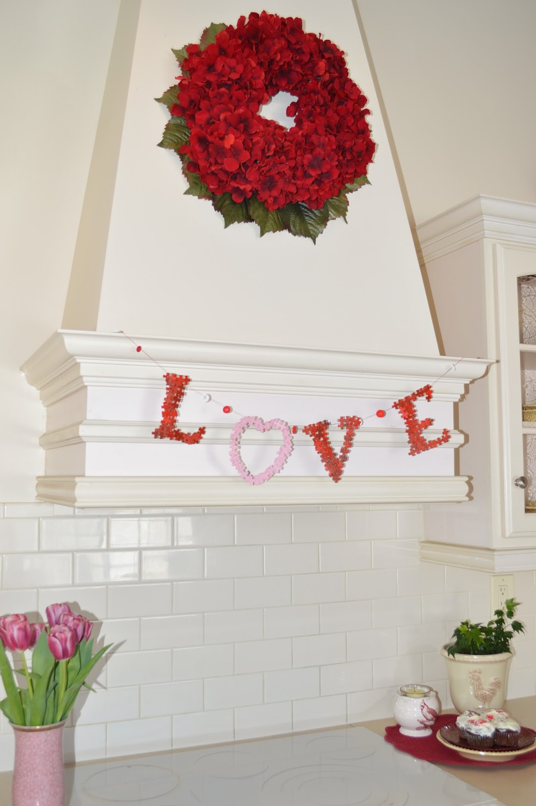 Love Banner or Garland
