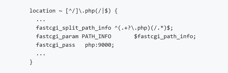 nginx php-fpm hack