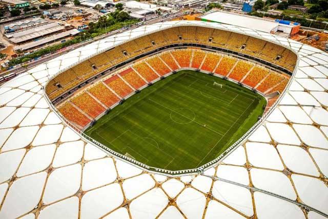Arena da Amazonia Brasil