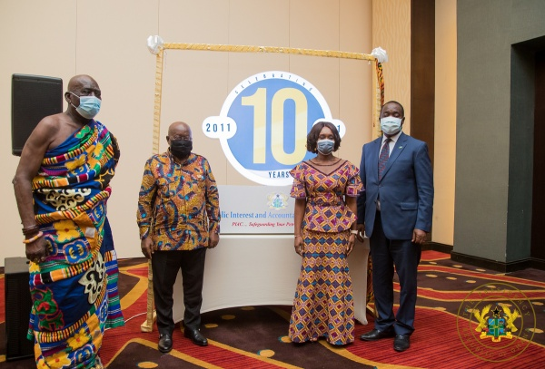 """""""Government Fully Committed To Supporting PIAC"""" – President Akufo-Addo"""