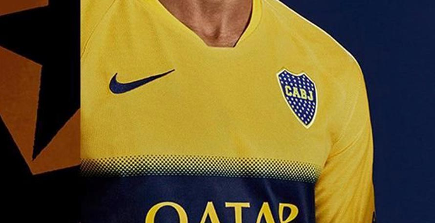 Boca Juniors 2019-20 Away Kit Released - Footy Headlines
